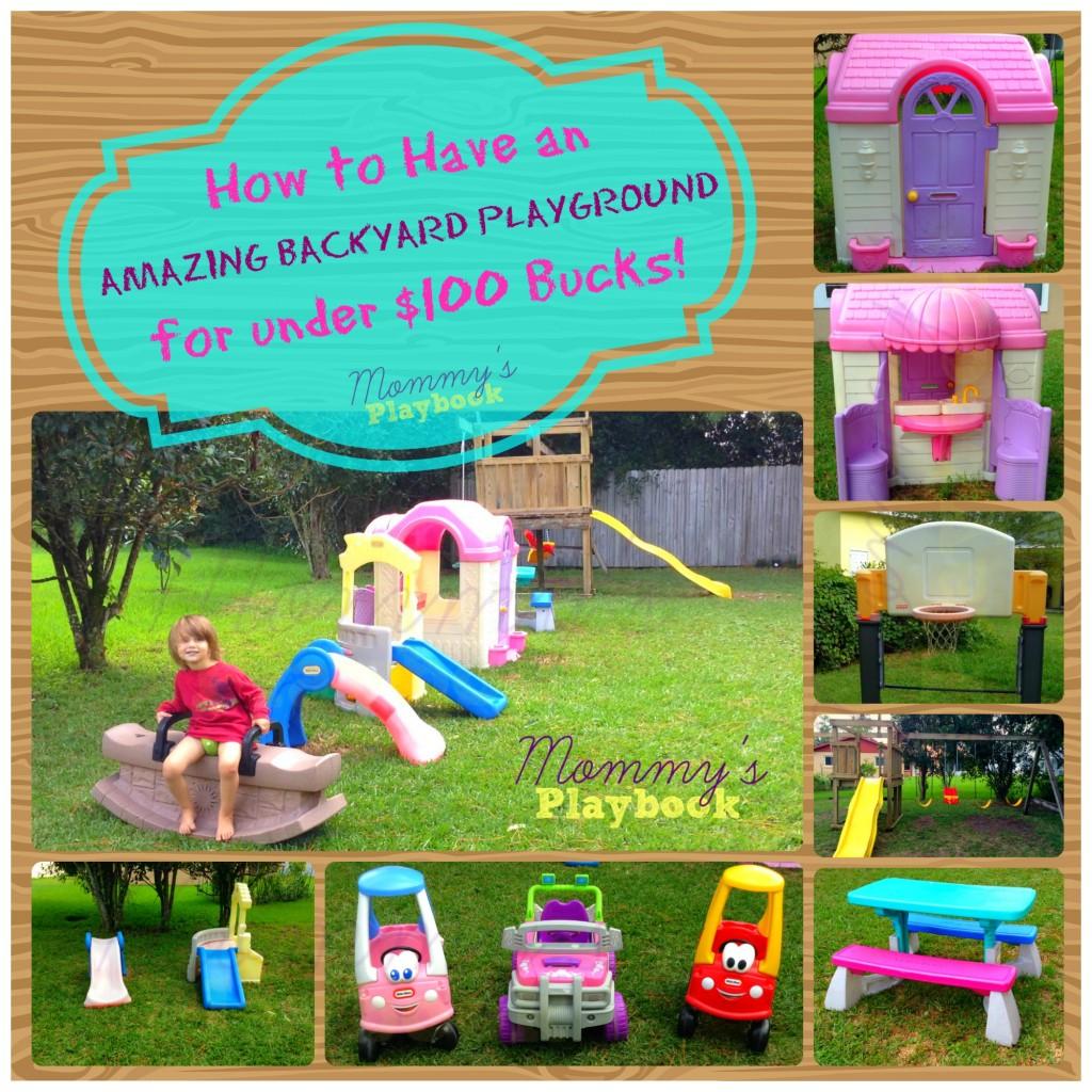 Inexpensive Playground