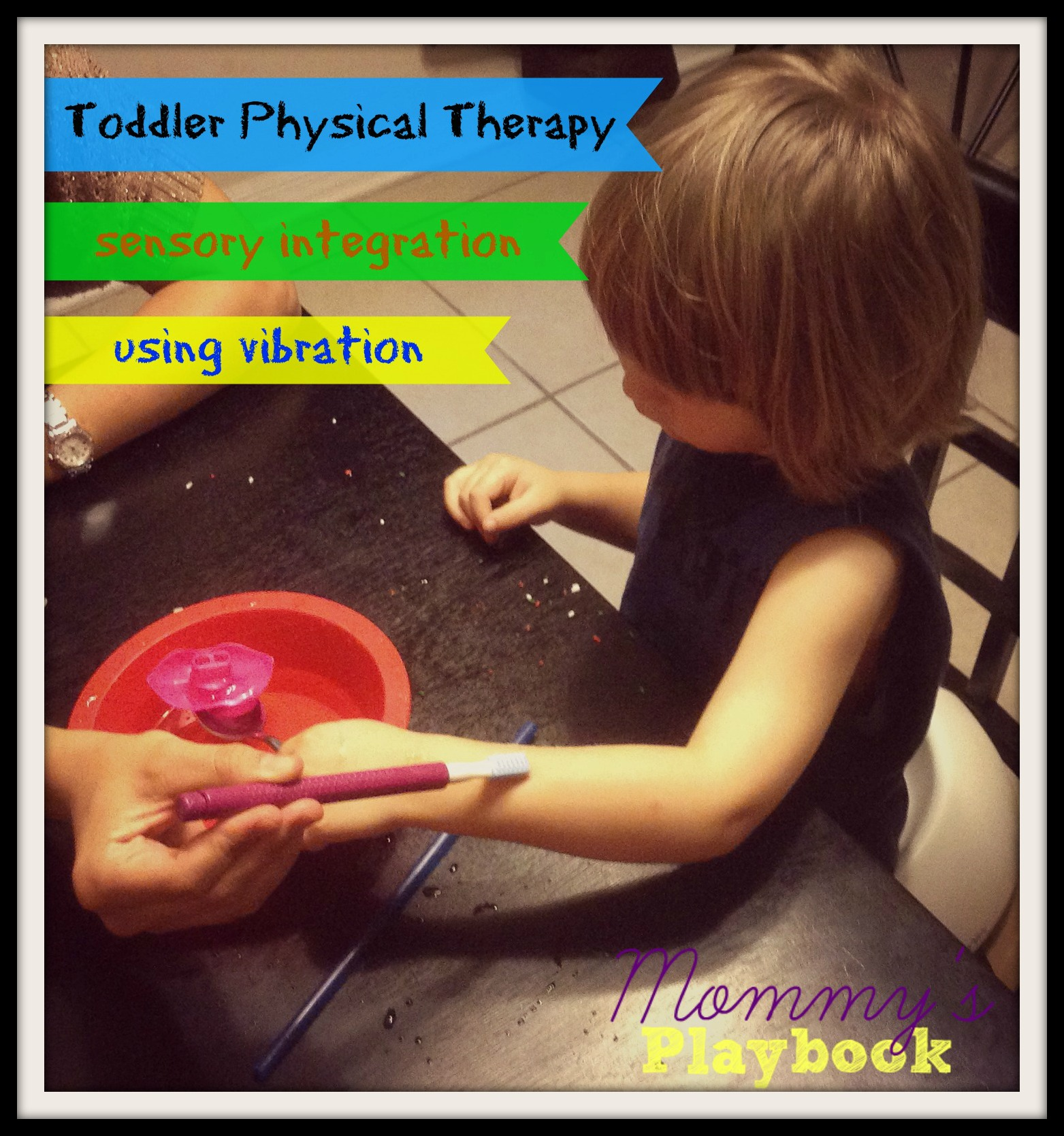 Toddler Vibration Therapy