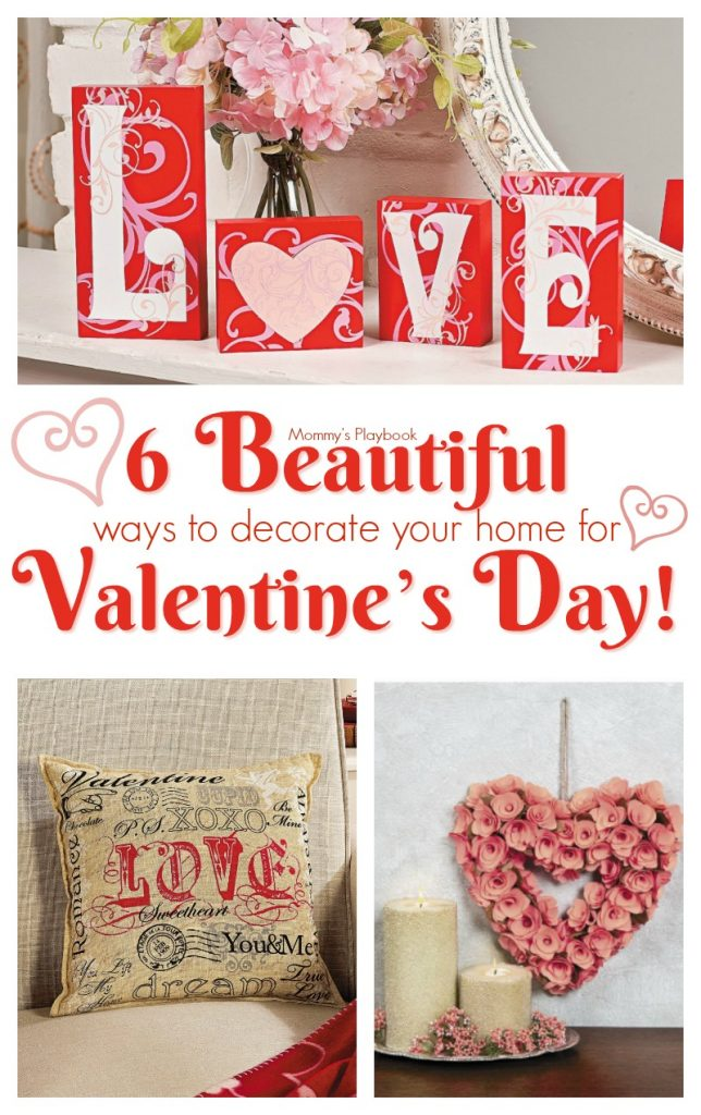 6 Beautiful Ways To Decorate Your Home For Valentine 39 S Day