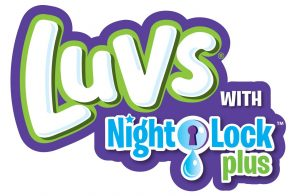 Luvs Baby Diapers with Night Lock
