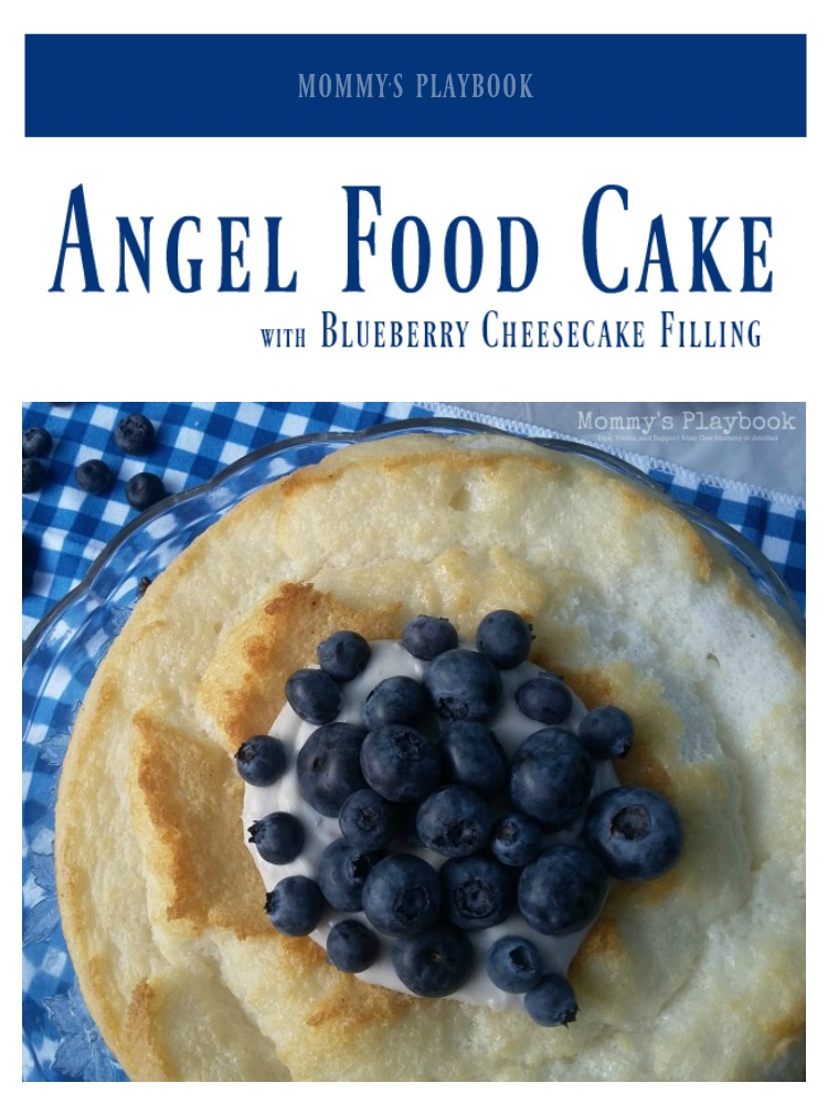 Recipe With Angel Food Cake Mix And Blueberry Pie Filling