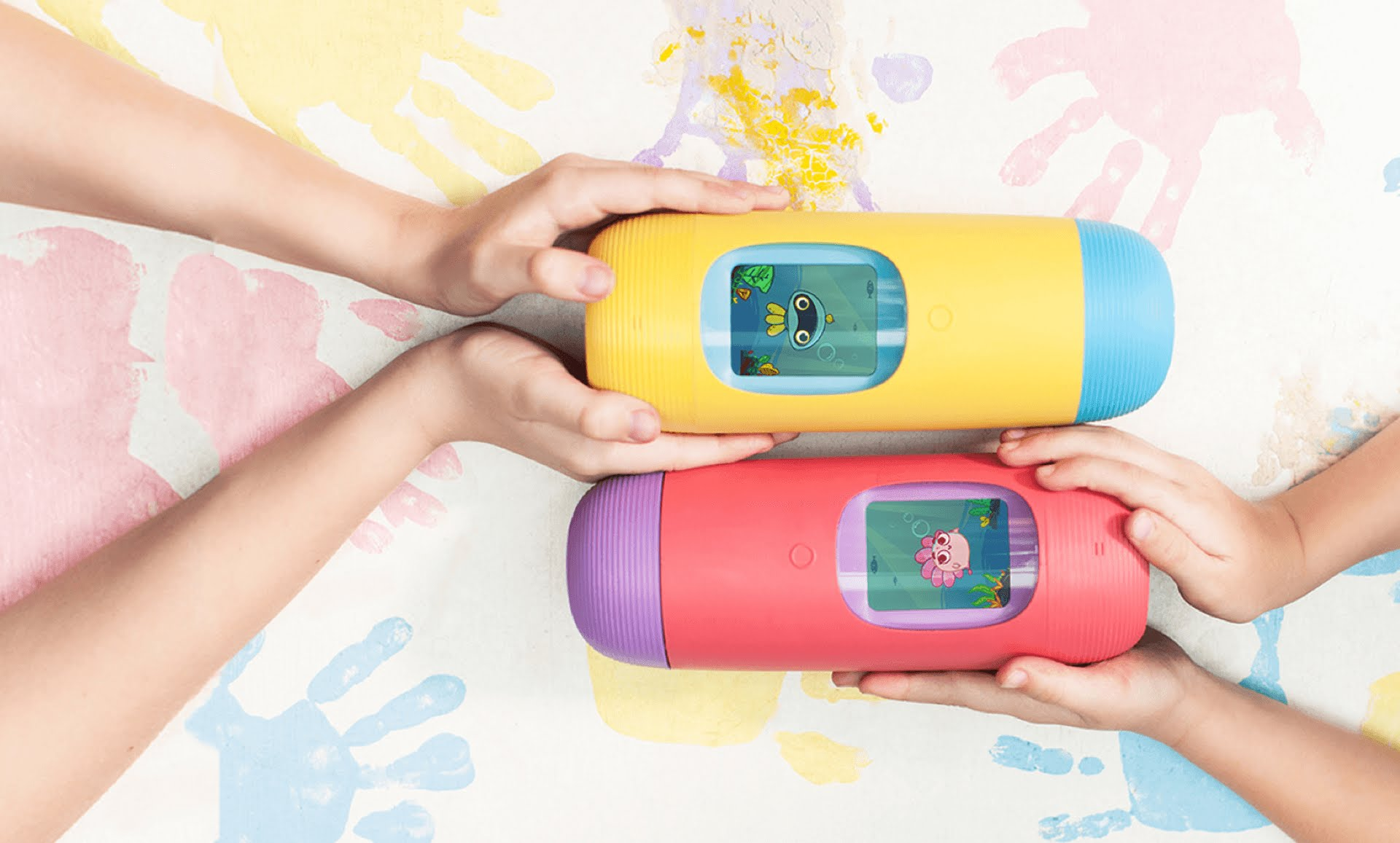 Gululu Water Bottles for the Whole Family
