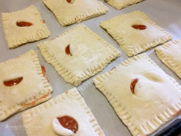 Make Hand Pies with Puff Pastry Sheets