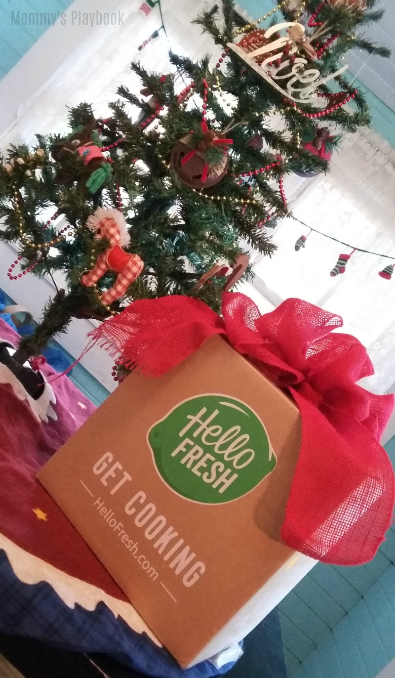 Hello Fresh Christmas Gifts
