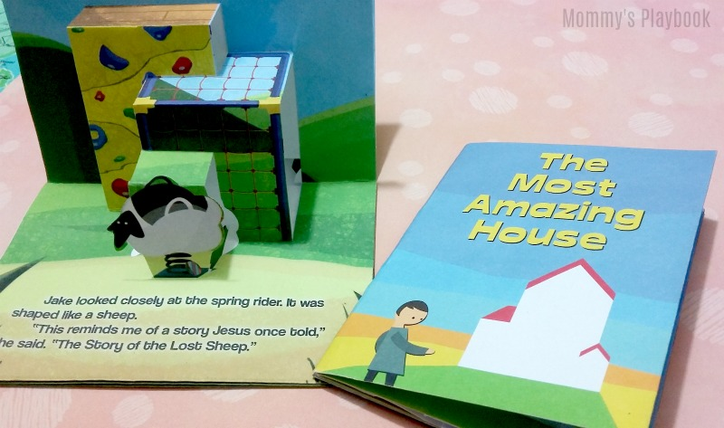 Let the Little Children Come Pop-Up Gospel Tract for Kids