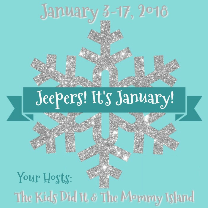 Jeepers It's January Giveway Hop
