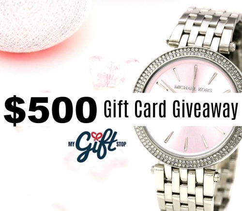 My Gift Stop Valentine's Day $500 Gift Card Giveaway Event!