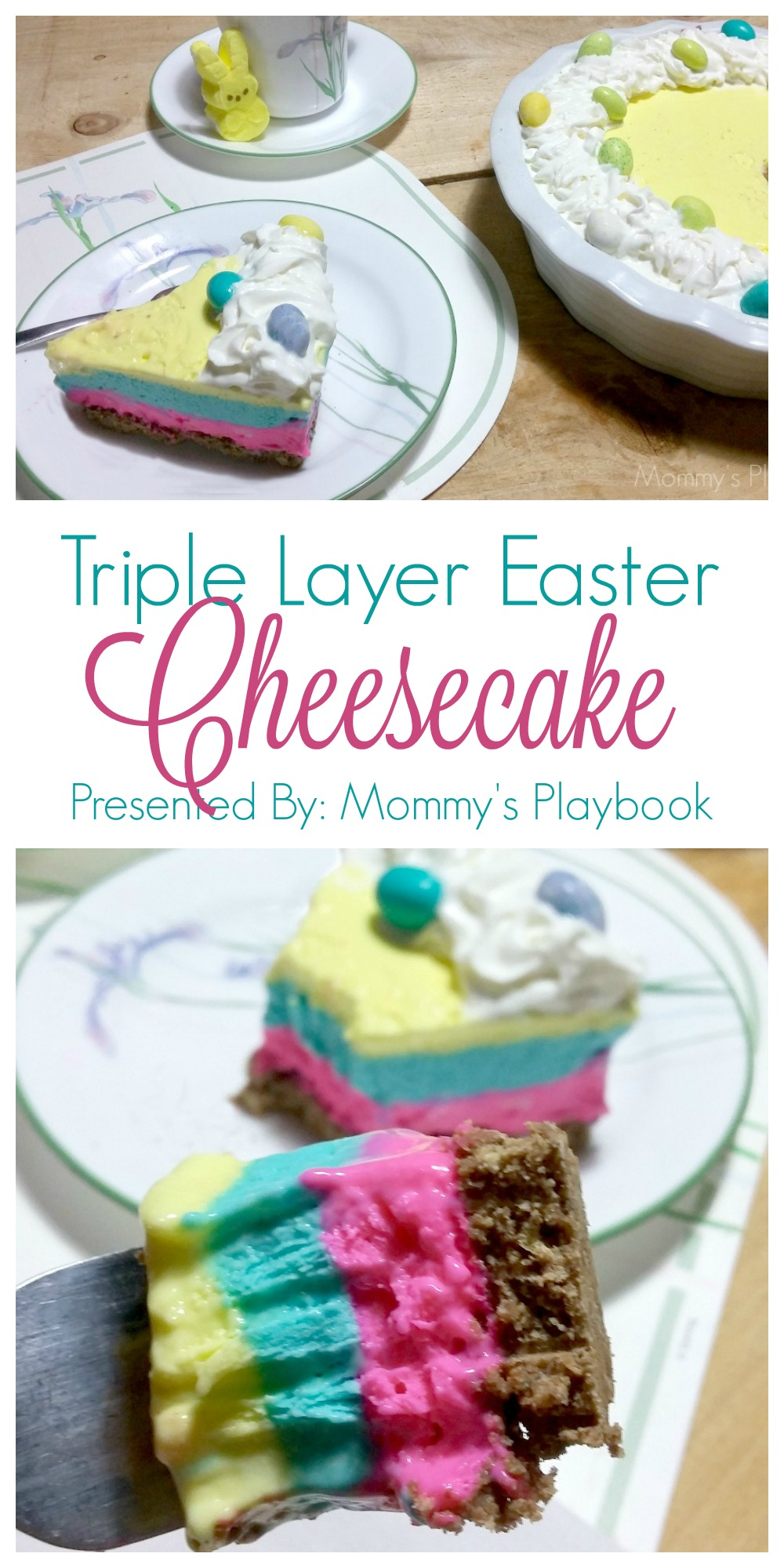 Perfecting the No-Bake Chesecake! #EasterCheesecake #Cheesecake #Easter #EasterDesserts