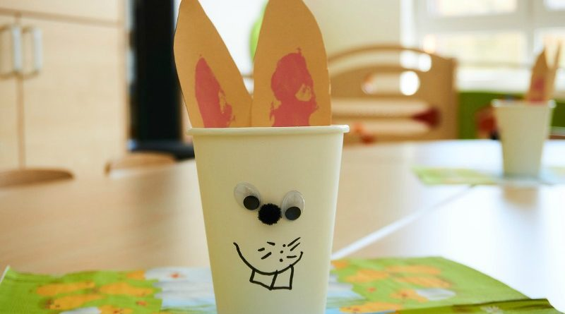 Fun and Creative Easter Crafts for Kids #Easter #EasterCrafts #Crafts