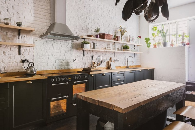 Get Your Home Spruced Up with New Faux Brickwork in Your Kitchen, Living Room, Master, or Bath!