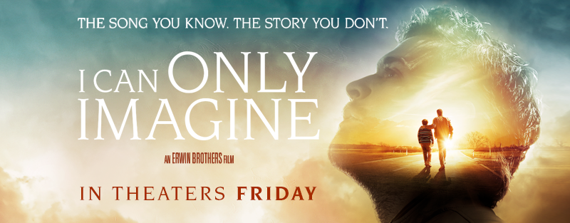 I Can Only Imagine #Movie #ChristianFilms #MercyMe
