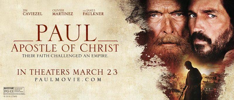 Paul, Apostle of Christ #Movie