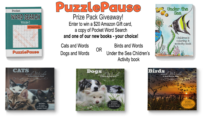 PuzzlePause Prize Pack at Mommy's Playbook #Giveaway #Sweeps #CriticalThinking #puzzles