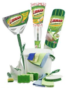 Libman® Spring Cleaning Prize Pack #LibmanSpring #SpringCleaning