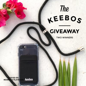 Enter to Win Keebos Giveaway at Mommy's Playbook #EntertoWin #Sweeps
