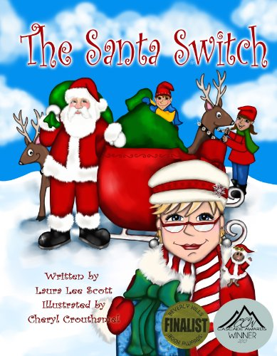 Book Review: The Santa Switch ; Searching for Christmas Stories?
