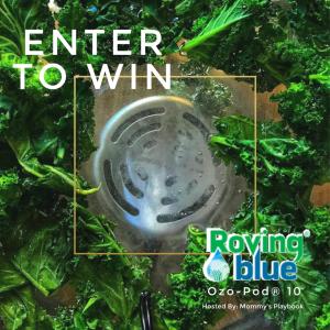 Roving Blue Ozo-Pod® 10 #Ozone #RovingBlue