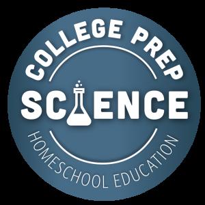 College Prep Science #Homeschool #HomeschoolScience