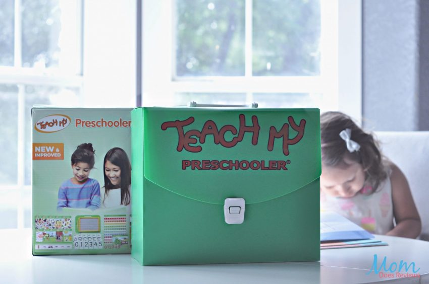 Teach My Preschooler Review by Mom Does Reviews