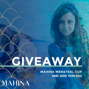 The Mahina Menstrual Cup is a reusable, bell-shaped cup that is worn internally and sits snuggly in the vaginal canal, just below the cervix to collect your monthly blood flow.