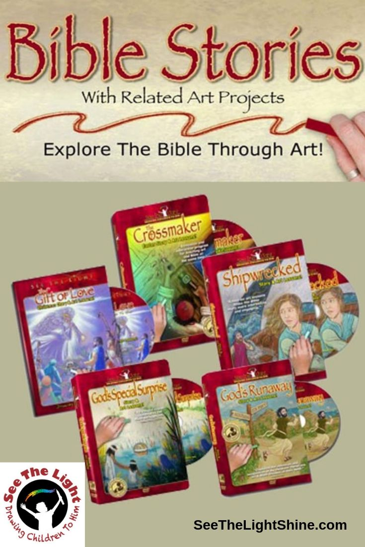 See the Light Explore the Bible Through Art