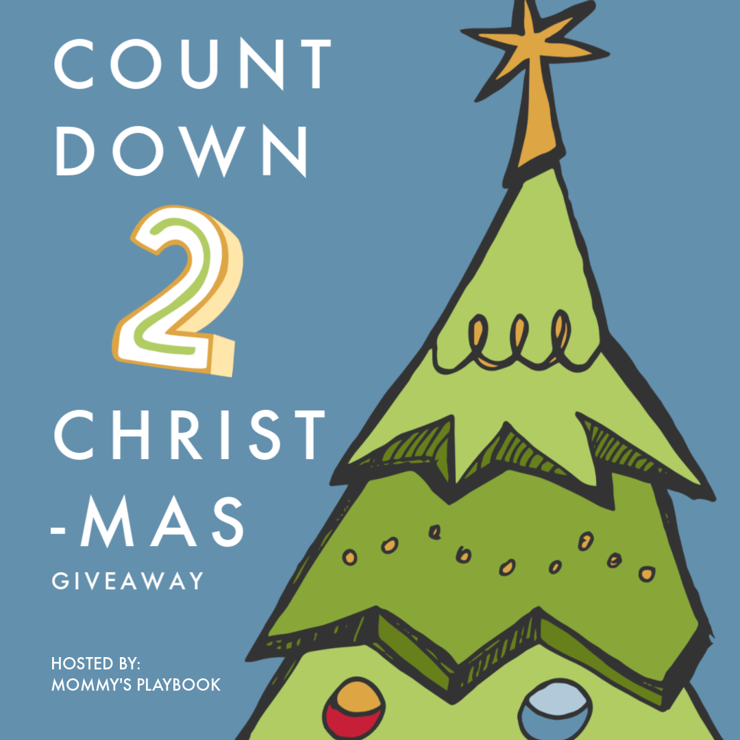 Enter to Win the Countdown to Christmas Giveaway at Mommy's Playbook