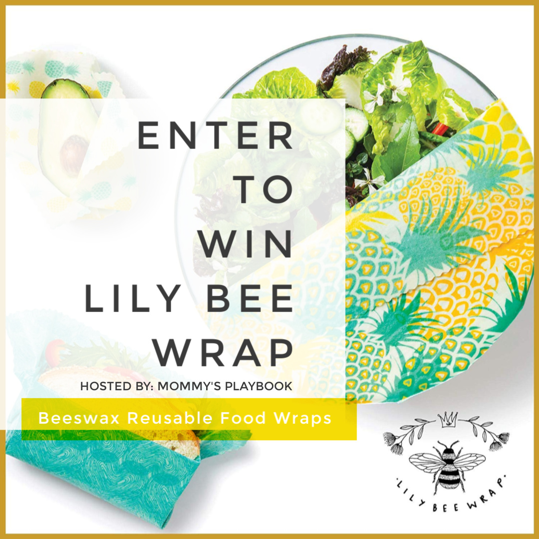 LilyBee-Beeswax-Wrap-Reusable-Food-Wraps