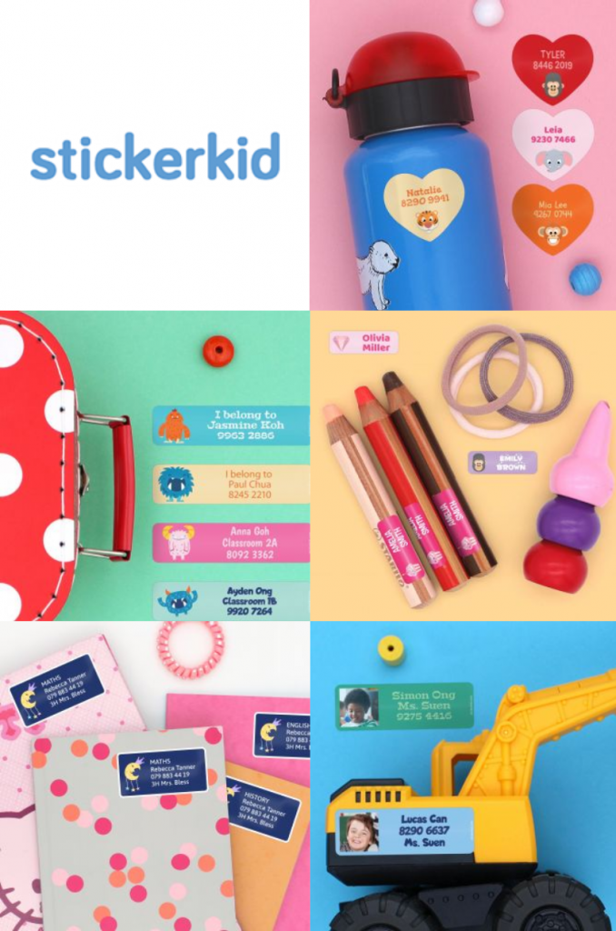 StickerKid is More Than Just a Sticker! 50,000 kids go to the emergency room every year because they accidentally drank from their sick friend's bottle at school or daycare.