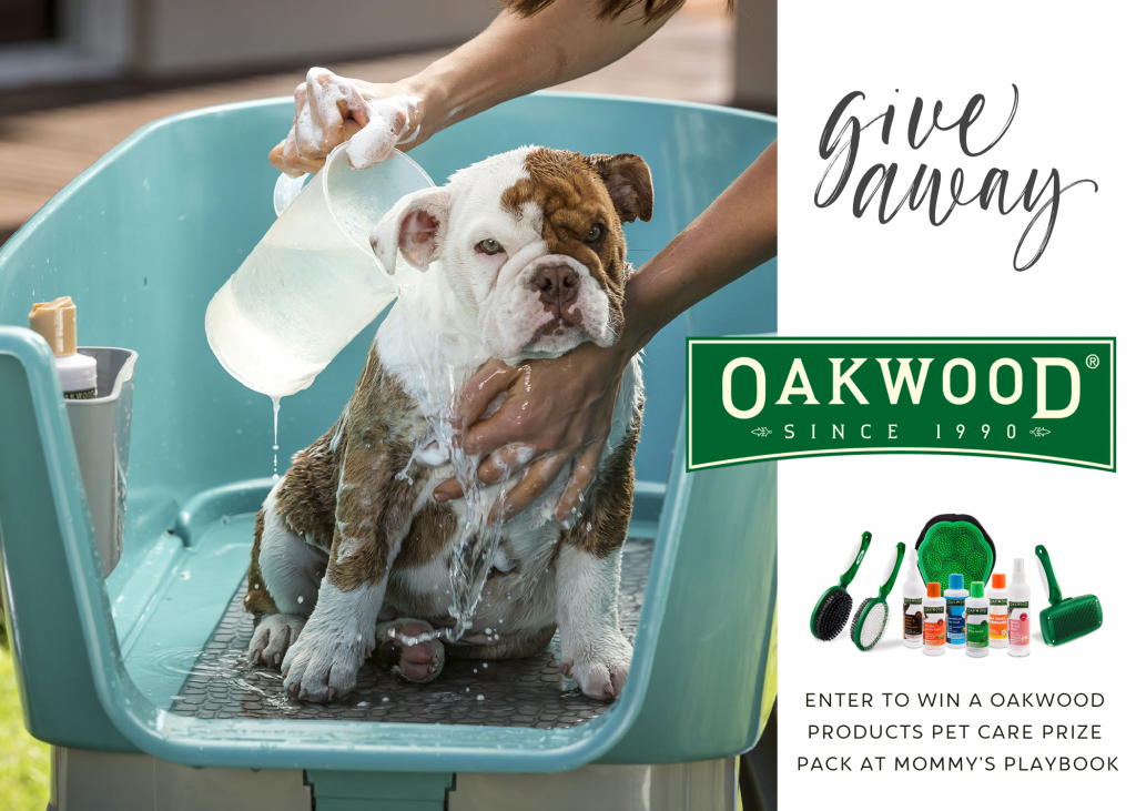 Oakwood Products Pet Care Prize