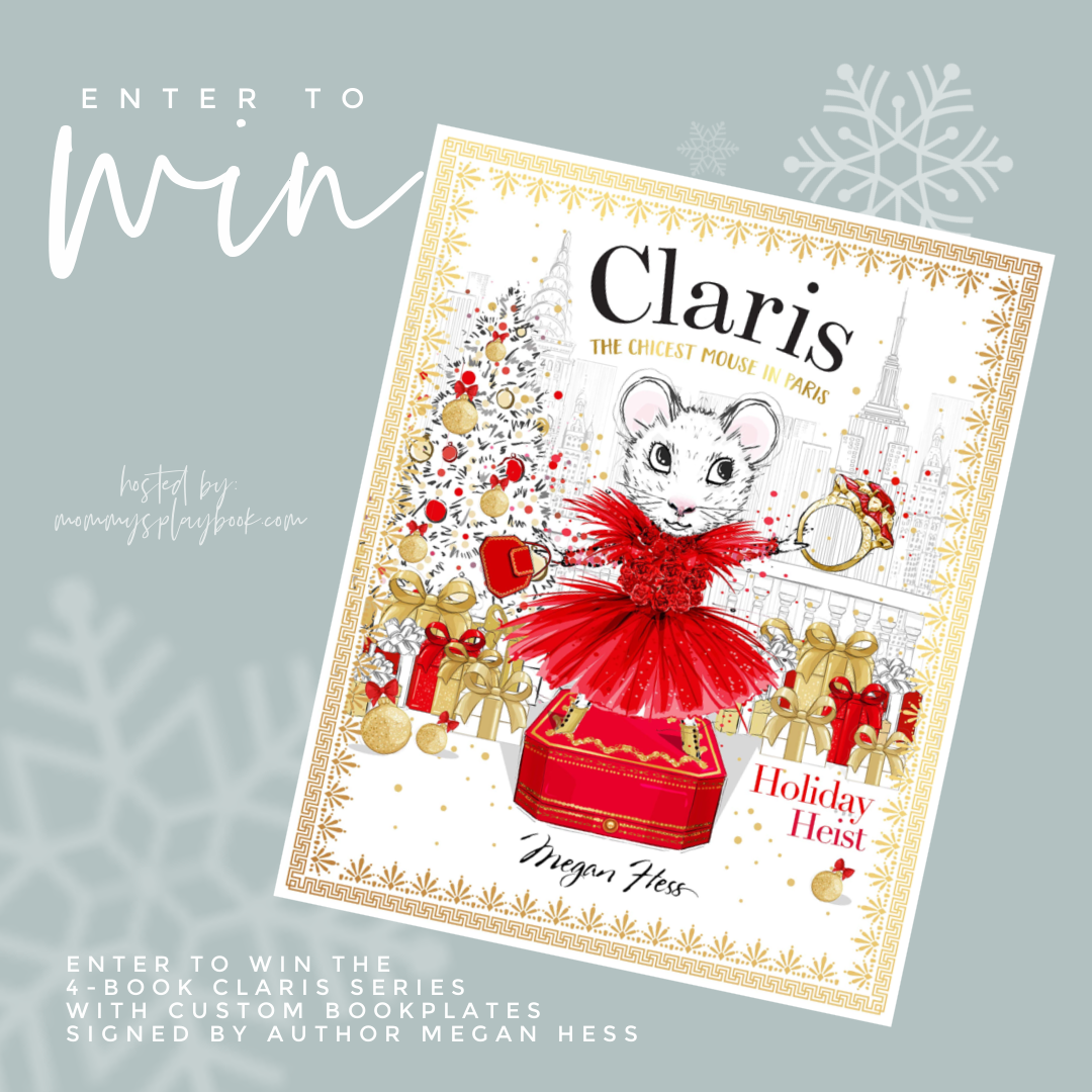 Claris Giveaway Button