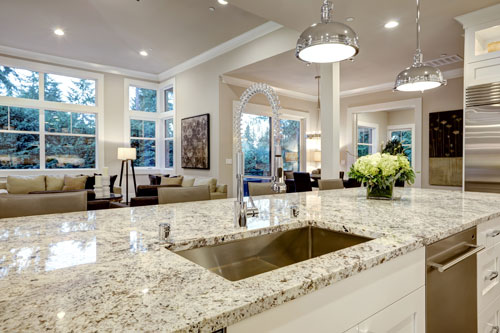 Granite Gold® is a top-selling, natural-stone care product line in the U.S. #GraniteGold #NaturalStone