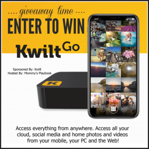 Enter to Win KwiltGo! Get access to your files from anywhere!