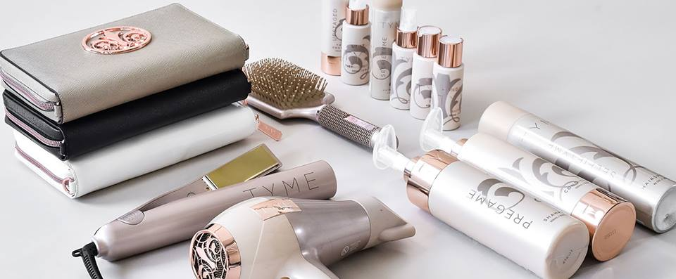 TYME Hair Care and Heat Tools #TYME #HairCare