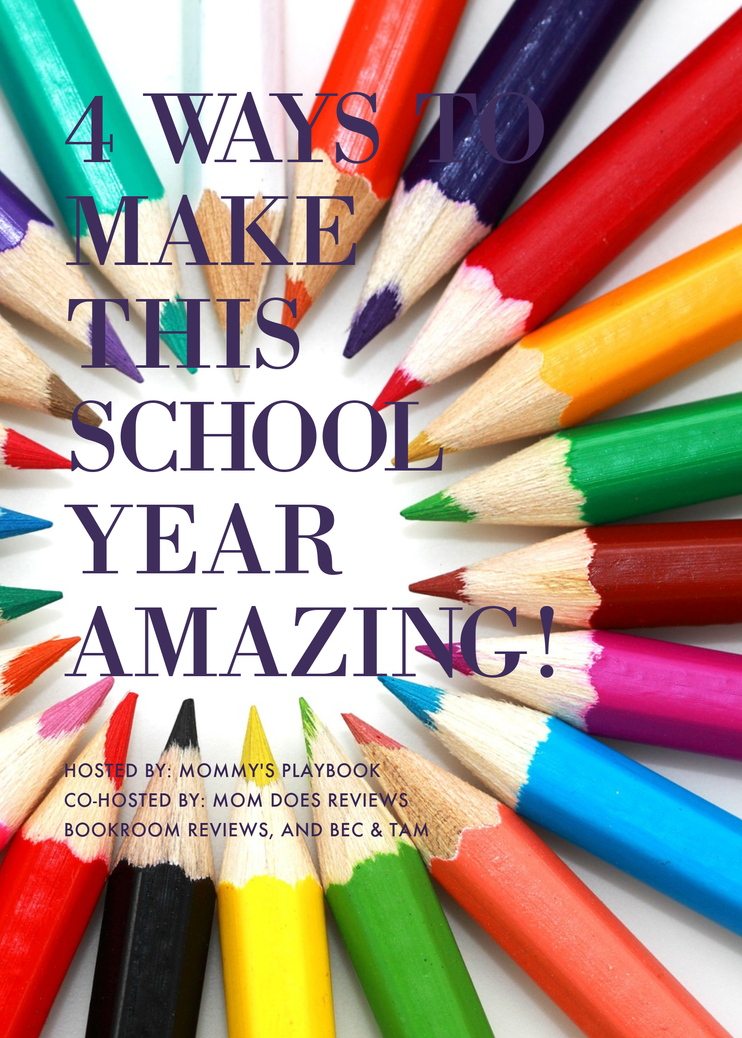 4 Ways to Make this School Year Amazing #BTS2019 #Back2School