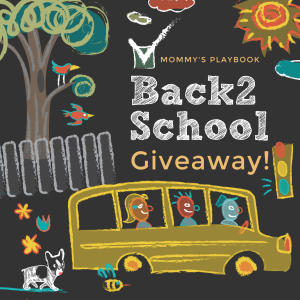 Back2School Celebration Giveaway
