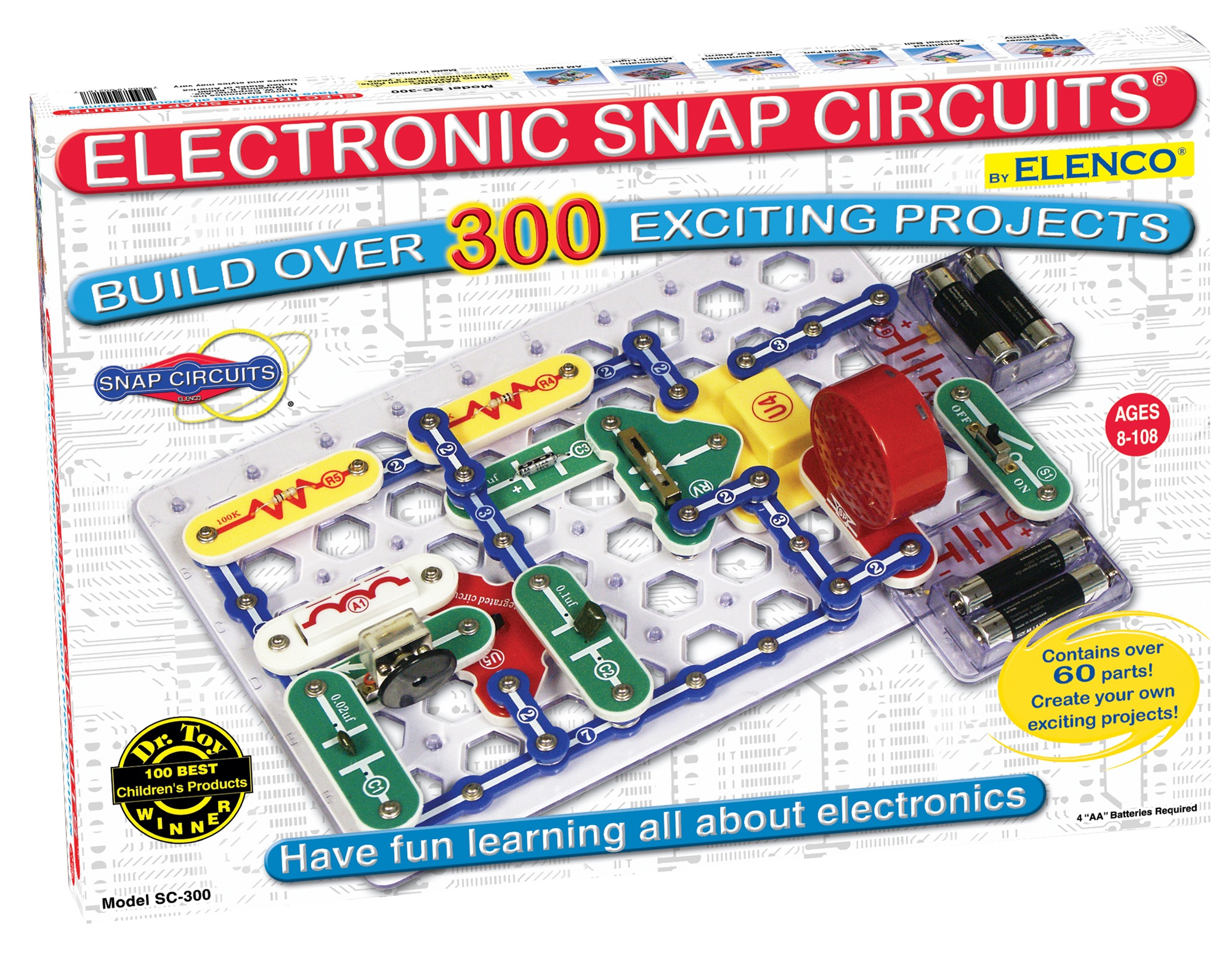 Back2School Celebration Giveaway Snap Circuits Classic from ELENCO