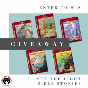Enter to Win See the Light's Interactive Bible Stories On-Demand/Downloadable