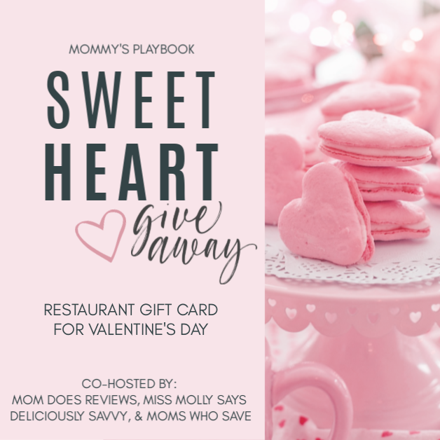 Enter to Win the Sweetheart Giveway