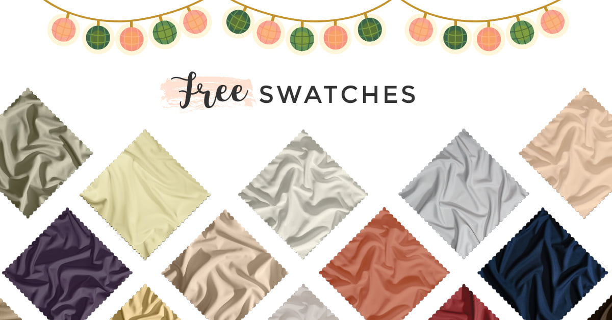 PeachSkinSheets Free Swatches